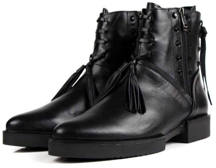 Popular Cool Black Boots for Men-Buy Cheap Cool Black Boots for ...