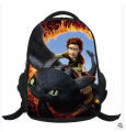 New Children School Bag How to Train Your Dragon 3D Print Bag Schoolbag Kids Backpack Mochila for Girl and Boys