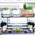 Dekoru Salincagi украшение Terrasse Металл Garten Dekoration Mensole на Fiori стенд балкон Цветочная полка держатель для растений