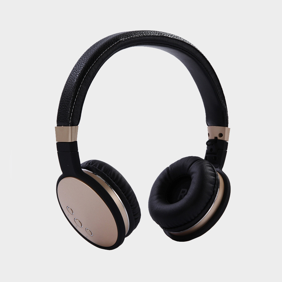 New On ear Wireless Headphones Bluetooth Headsets Earphone With Microphone Support TF Card FM Radio For PC mobile phone наушники beats solo3 wireless on ear headphones rose gold