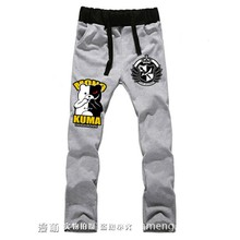 Anime Danganronpa LOVERS pure cotton pants casual trousers cosplay gift hot sale