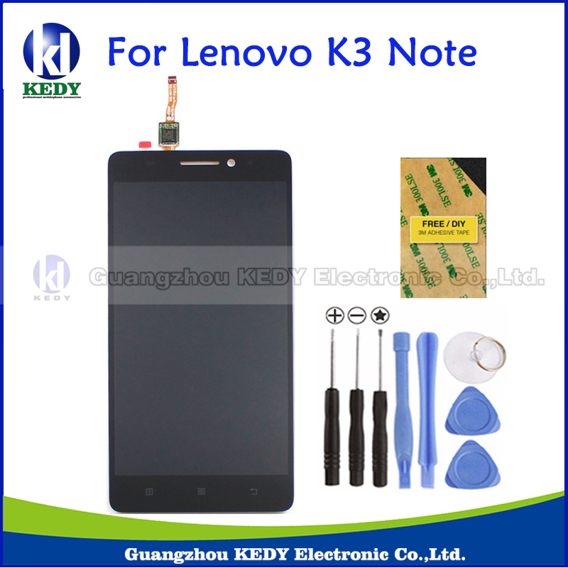 New Original 5 5 inch For Lenovo K3 Note K50 T5 Lcd Screen Display with Touch