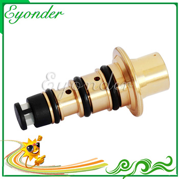 VS18 Air Conditioning Electric Compressor Electronic Solenoid mechanical Control Valve Sensor for Land Rover Volvo Ford Hyundai image