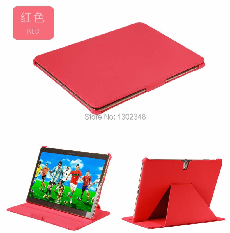 Ultra Slim Heat Setting Folio Stand Leather Cover Protective Shell Case For Samsung Galaxy Tab S 10.5 T800 T801 T805 10.5 ultra slim folio stand print flower pu leather case protective cover for samsung galaxy tab s 8 4 t700 t701 t705 t705c tablet