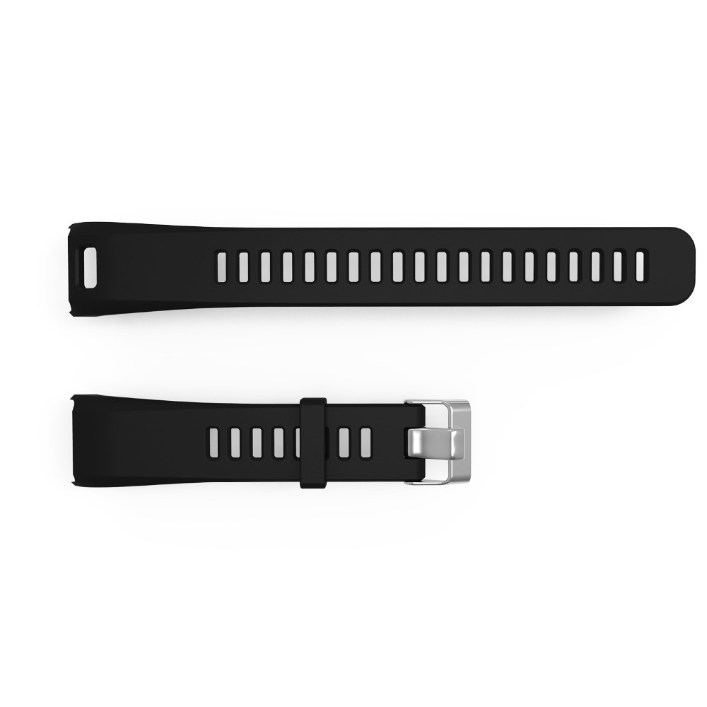 Fashion Sports Silicone Watchbands for garmin Strap Bracelet Replacement Wristband Smart Accessory for garmin VIVO Smart HR Band 4