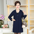 Spring knitted long women sweater casual cardigans 2017 fashion lady solid color v neck plus size 4XL pocket female