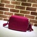 Лучшие качества женская мода сумка тпп сумку Женщины небольшой площади Небольшие косметические Сумки новое прибытие классический натуральной кожи сумка