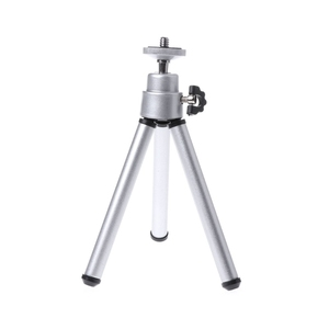 Image 5 - Черный/Белый Универсальный портативный мини штатив, держатель для камеры Canon, Nikon, видеокамеры, Новинка