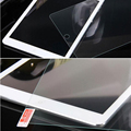 Protector de pantalla de cristal templado para apple ipad air/air 2 (ipad 5/6) ipad pro 9.7 2.5d (0.3mm) 9 H Con El Paquete Al Por Menor