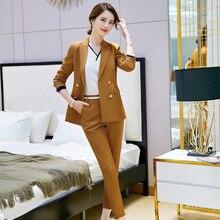 Womens formal suits Workwear office uniform designs women office suits
