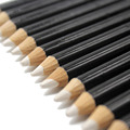 12pcs/Set Professional Waterproof White Eye Liner Pencil Makeup Eyeliner Pen Fashion Cosmetic Tools