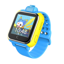 Q730 Kids GPS Tracking Smartwatch Baby Waterproof Sport Bracelet SOS Call Location Camera Anti-lost Monitor Color Screen