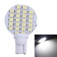 20pcs 4 8W DC12V 24 LED Super Bright 2T10 921 6000k White Lamp Car RV Multi