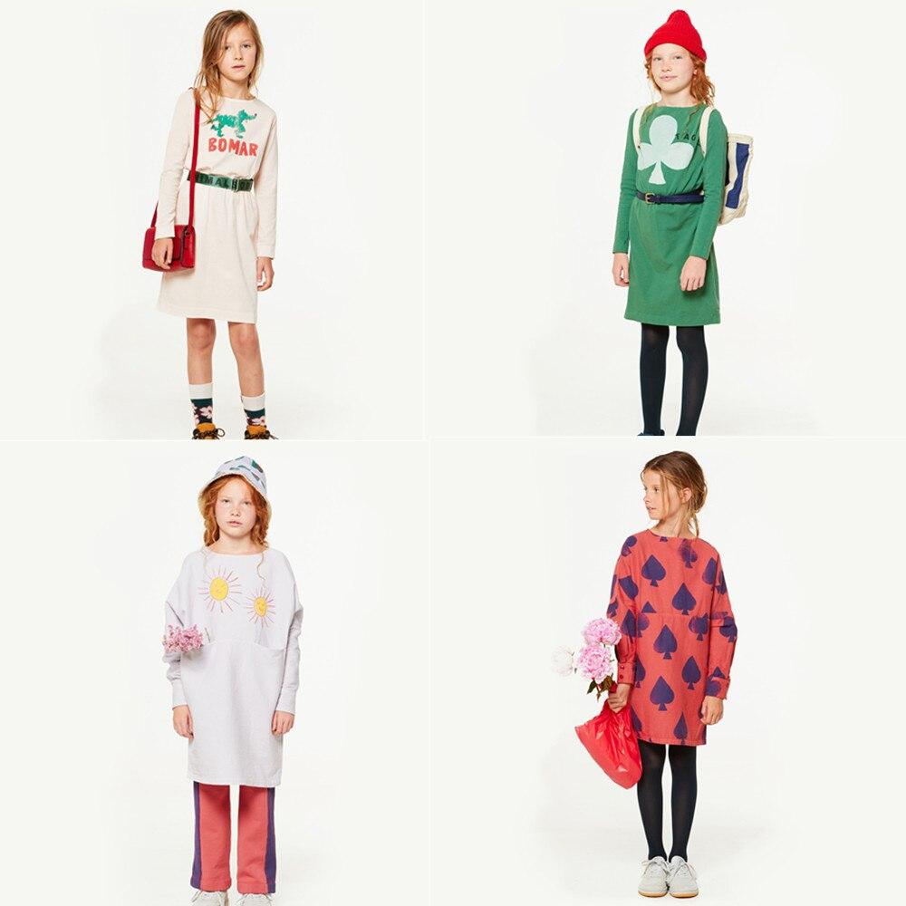 Pre-vendita BOBOZONE Granchio Vestito 4 colori per i bambini le ragazze