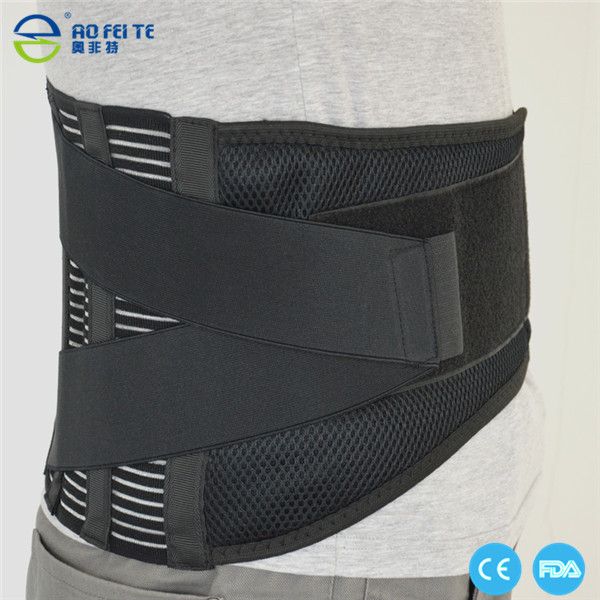 Orthopedic Lumbar Belt Adjustable Metal Relief Back Pain Belt Lumber Support Magnetic Corset for Back Orthopedic for Women Men corset back spine support belt belt corset for the back orthopedic lumbar waist belts corsets medical back brace relief pain