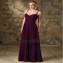 Criss Cross Sweetheart Bridesmaid Dresses Chiffon Long Bridesmaid Dress Spaghetti Prom Dress Pleats Ruched Vestido De Festa