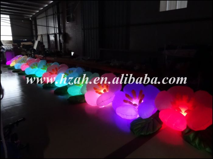 Analytical Hot Sale Lighted Inflatable Gate Flowers Chain/inflatable Flower For Wedding Decoration Back To Search Resultsfurniture