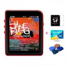 Nueva Original Shanling M1 Bluetooth Portátil DAP DSD HIFI Lossless Audio Reproductor de Música Mini Movimiento MP3 Player + Estuche de Cuero