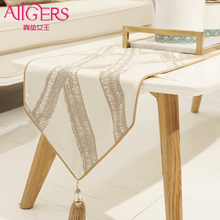 Avigers High Precision Jacquard Table Runners Striped