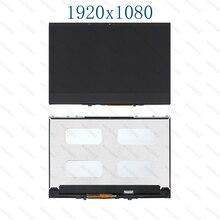 13.3 LCD dokunmatik ekran digitizer Için LCD Meclisi Lenovo Yoga 730 13 P/N 5D10Q89746 5D10Q40010 5D10Q89743