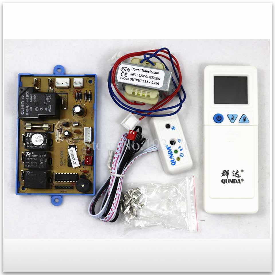new Air conditioner universal board qd-u02c refit universal board computer board control board 8905504848 automotive computer board