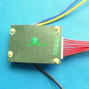 Image 4 - 10S 36V (42V) 20A lithium ion battery BMS For 36V 10Ah E bike li ion batteries pack With the balance function 36V 20A BMS