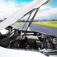 цена на Engine Hood Hydraulic Lift For Honda CRV 2017 Front Bonnet Hood Support Car Strut Rod Spring Shock Bars Jackstay For CRV 2018
