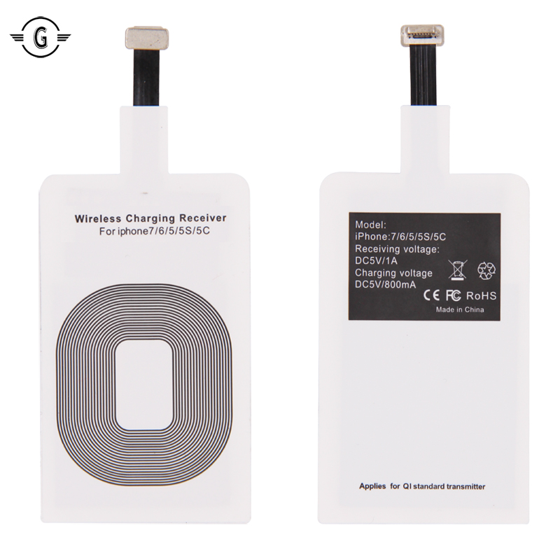 best coque iphone 6 to work with inductive charger dongle