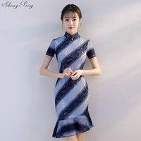 Chinese style dress sexy chinese dresses traditional chinese dress modern cheongsam oriental style qipao wedding qipao Q184