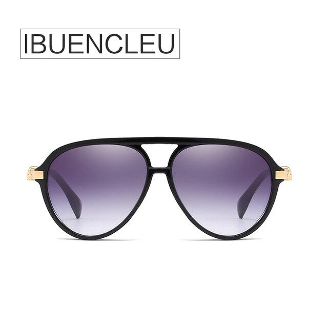 b52c2d8cb0222 IBUENCLEU Steampunk Vintage Skeleton Sunglasses Women Brand Designer Men  Cool Metal Style Eyewear Oculos De Sol 2748