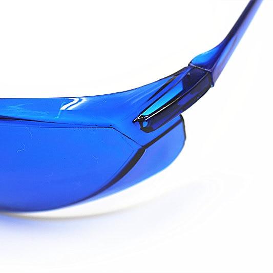 Gafas IPL para protección de seguridad de operador de belleza IPL, gafas de seguridad de Color rojo con láser, 200 -- 1200nm
