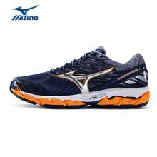 Mizuno Для Мужчин's парадокс 4 Кроссовки волна Подушки стабильность Спортивная обувь Легкие дышащие спортивные Обувь j1gc174004 xyp621