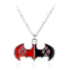 Suicide Squad Crystal Heart Pendant