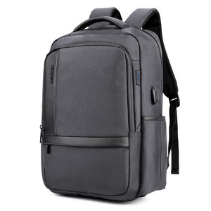 Image 5 - ARCTIC HUNTER Waterproof Men Laptop Backpack USB Charge School Backpack Large Capacity Mochila Casual Male Travel Bag