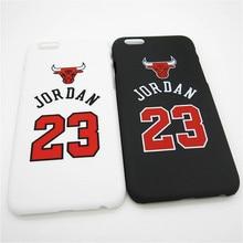 Michael Jordan 23 Chicago Hard Plastic Cases for Apple iPhone 5 5s