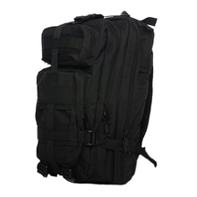 New Outdoor waterproof and durable Army Backpack Rucksacks Camping Hiking Trekking Bag 30L Black