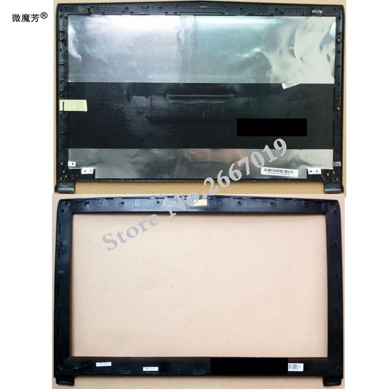 Nouveau boîtier de couverture supérieure LCD pour MSI GP62 6QG GL62 6QF LCD couverture arrière noir 3076J3A623Y87/LCD couvercle de lunette