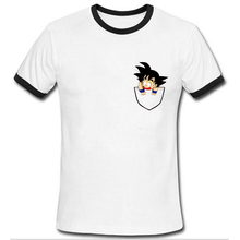 Brand T Shirt 2016 font b Funny b font Baby Son Goku Inside Your Pocket Tee