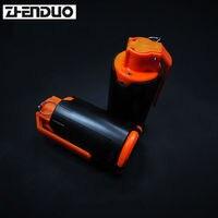 Zhenduo Toy Gel Ball Blaster Model Can Launch Water Bullet Outdoor Fun