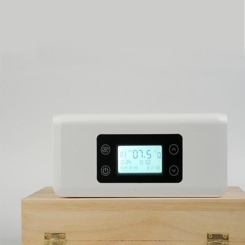 Portable Storage Cooler Fridge Diabetic Insuline Cooler Box Rechargeable Fridge Mini Insuline Refrigerator Box Voyage Case
