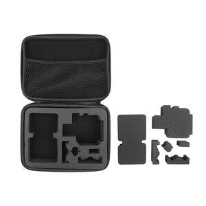 Image 5 - SHOOT M/SขนาดEVAแบบพกพาสำหรับGoPro Hero 9 8 7 5 Sjcam Sj4000สำหรับXiaomiกล้องAction Yi 4Kคอลเลกชันกล่อง