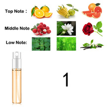 Moonbiffy Perfumed Women Atomizer Perfum Bottle Long Lasting Flower Fruits Fragrance Fashion Lady Perfumed antiperspirant 3ml