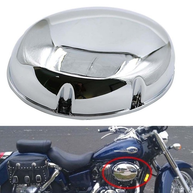 Air Cleaner Intake Case Cover Air Filter Cover Cap For Honda Shadow 750 ACE  VT750 VT400