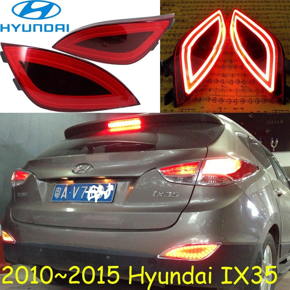 car-styling,Tucson IX35 Breaking light,2011~2016,led,Free ship!2pcs,IX35 rear light;car-covers,IX35 tail light,IX45,Tucson IX 35 falmec quasar top parete 90 ix 800
