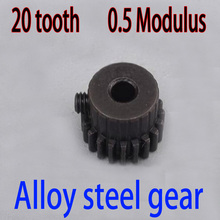 0.5 free gear tooth