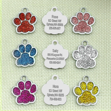 Custom Personalized Pet's Tag