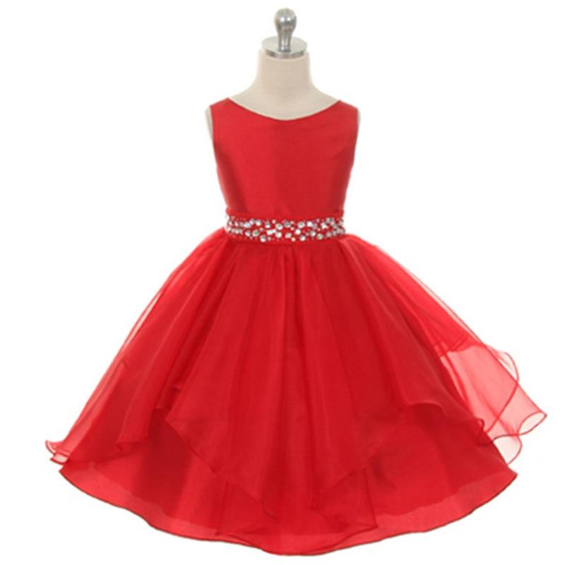 YWHUANSEN Three Colors Dress On Graduation In Kindergarten For Children Dresses For Girls Short Party Dress Summer Dresses Kids