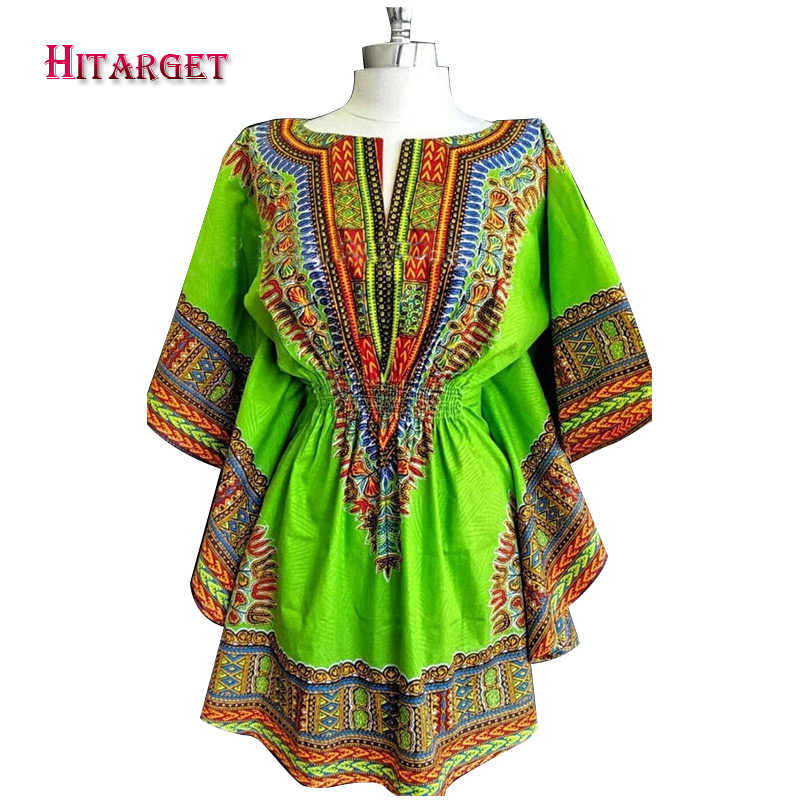 Hitarget 2019 Fashion african dresses for women african clothing Clothing  dashiki african women african tops customizable 528bcc62cdb7
