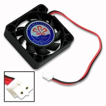 цена на YCDC 40 x 40 x 10 mm 2 Pin Personal Computer Case Cooling Fan DC 12V 4900-6050RPM Fan Cable PC Case Cooler Fans Computer Fans