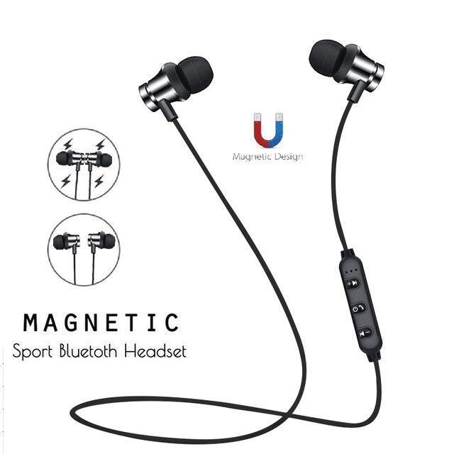 Newest Wireless Headphone Bluetooth Earphone Headphone For Phone Neckband sport earphone Auriculare CSR Bluetooth For All Phone 1